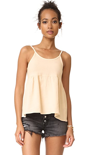 Knot Sisters Zion Top - Natural