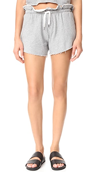 Knot Sisters Highland Shorts - Heather Grey