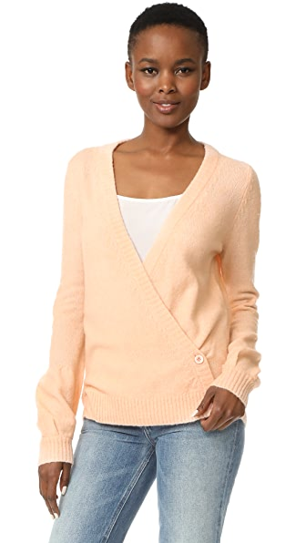 Knot Sisters Bianca Sweater In Blush