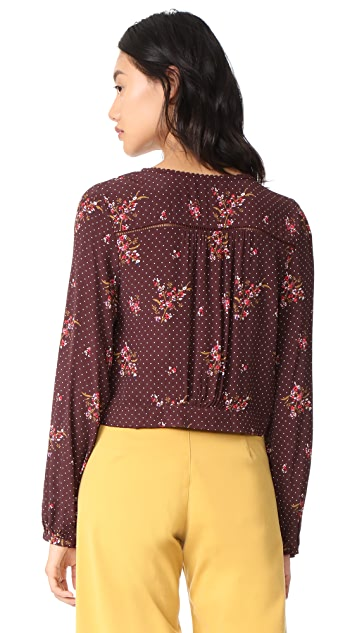 Knot Sisters Willow Top