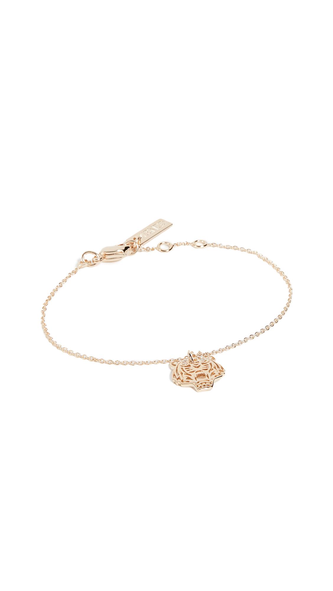 KENZO Mini Tiger Bracelet - Gold