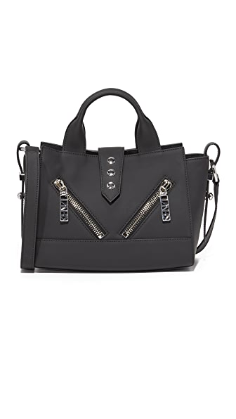 KENZO Kalifornia Mini Tote Bag - Black