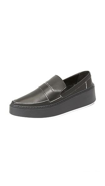 KENZO Platform Loafers