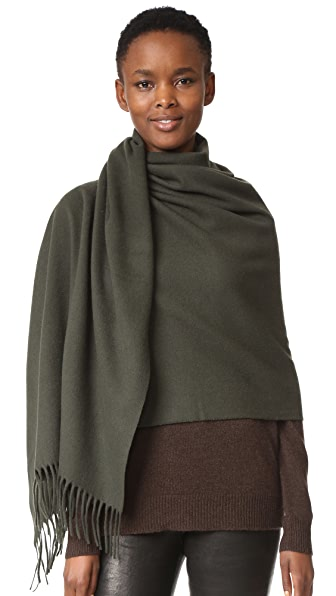 KENZO Уютный шарф