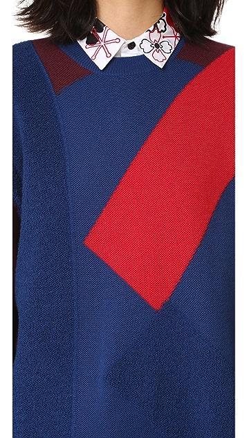 KENZO Sweater Dress
