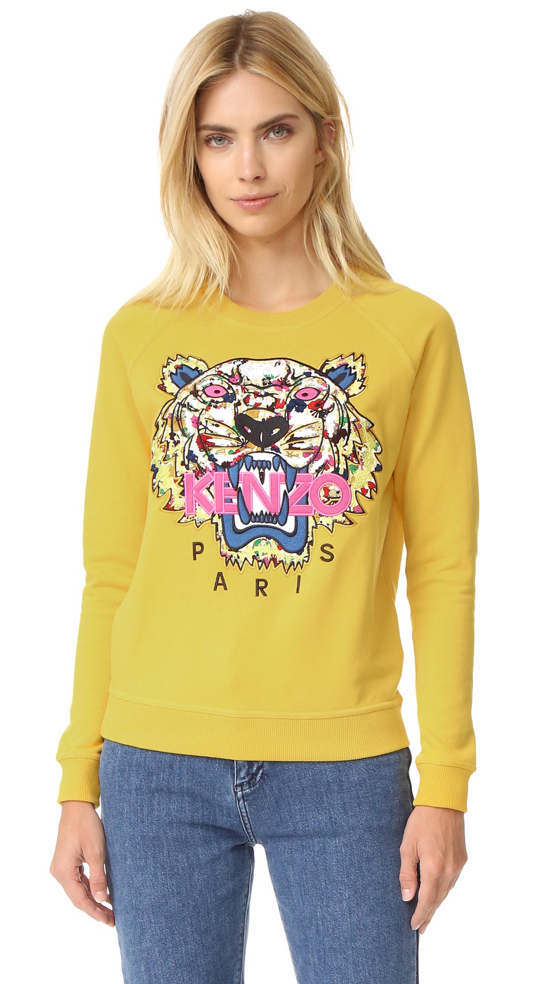 yellow kenzo sweater sale   OFF51% Discounts cfce1c7dc4
