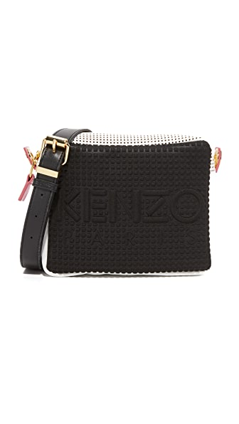 KENZO Neoprene Camera Bag