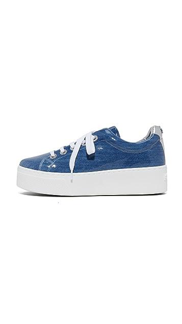 KENZO Platform Sneakers