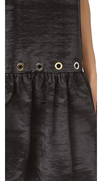 KENZO Dress with Grommets