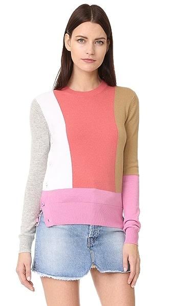 KENZO Colorblock Sweater