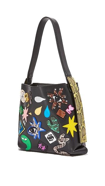 KENZO Badge Bag