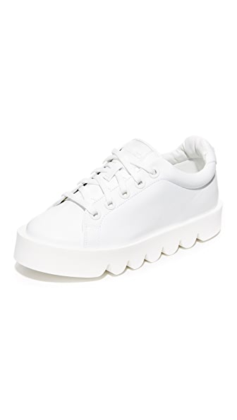 KENZO Lace Up Sneakers