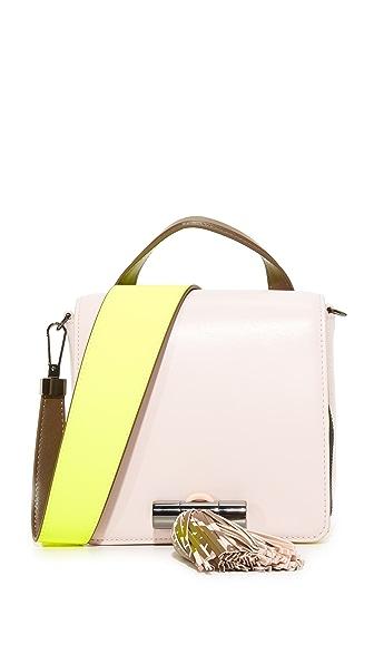 KENZO Small Top Handle Bag - Light Pink