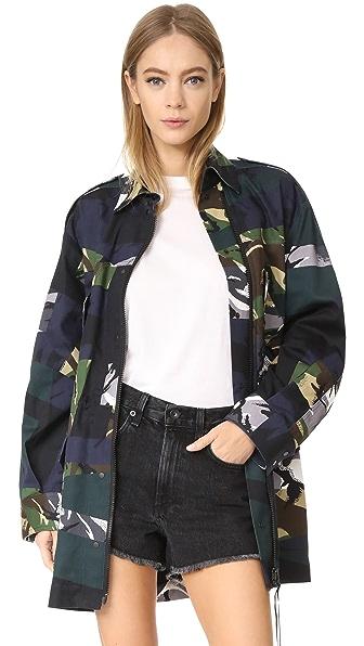 KENZO Broken Camo Jacket