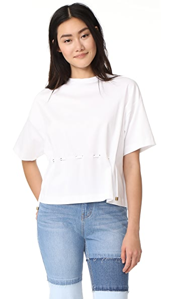 KENZO Gathered Top
