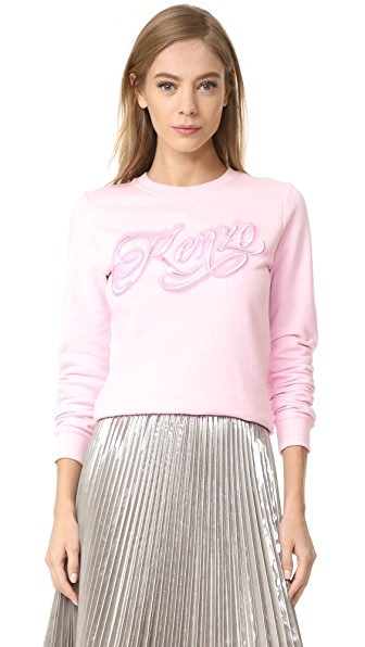 KENZO Kenzo Embroidered Sweater