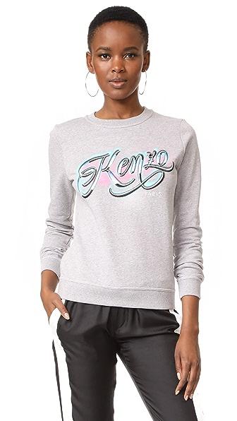 KENZO Kenzo Embroidered Sweater