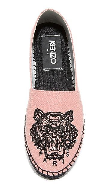 KENZO Tiger Espadrilles