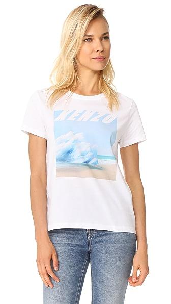 KENZO Landscape Straight T-Shirt