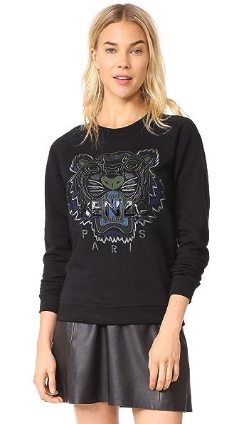 KENZO Tiger Relaxed Sweatshirt