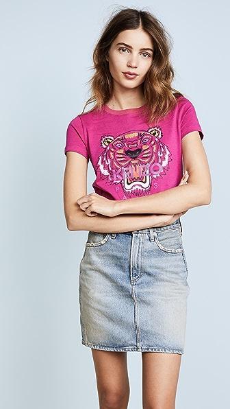 KENZO Tiger Classic T Shirt