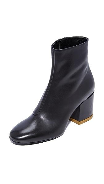 KENZO Daria Heeled Booties