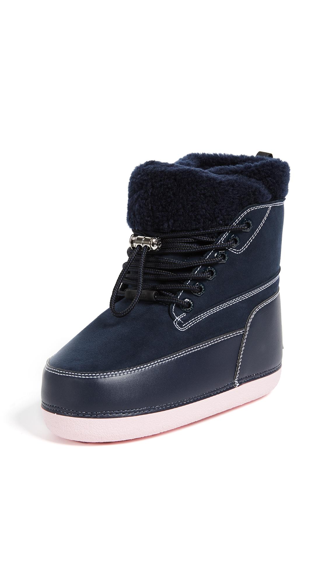 KENZO Nebraska Boots - Navy Blue