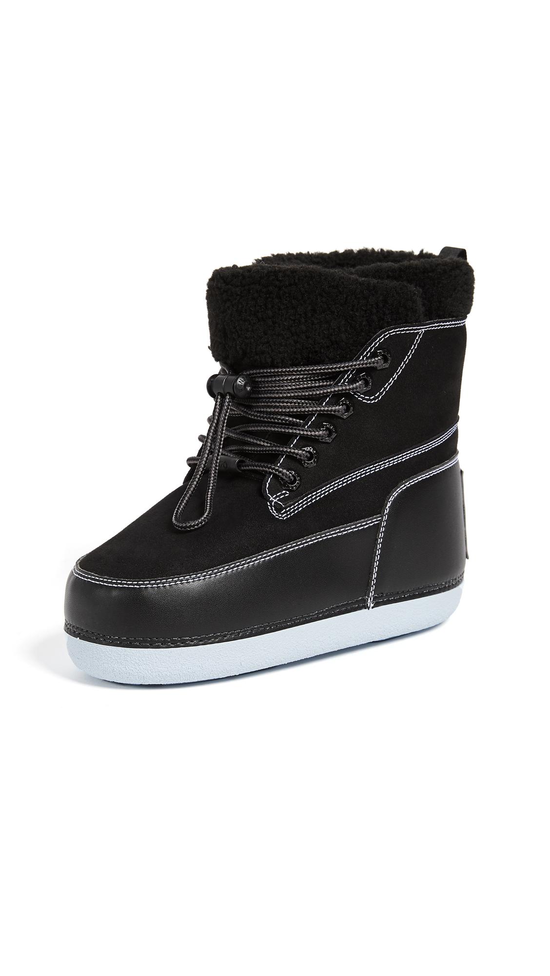 KENZO Nebraska Boots - Black