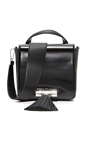 KENZO Mini Top Handle Bag - Black