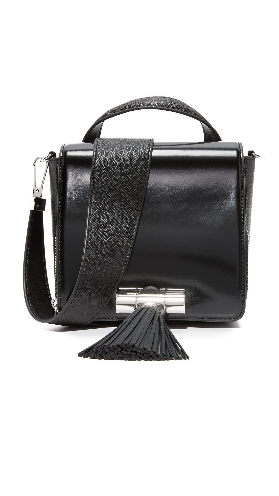 KENZO Mini Top Handle Bag - Black
