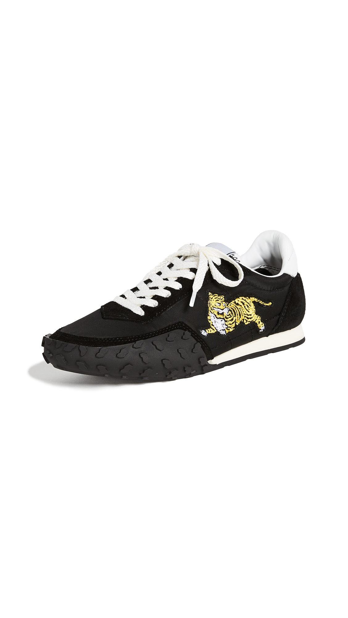 KENZO K-Run Memento Sneakers - Black