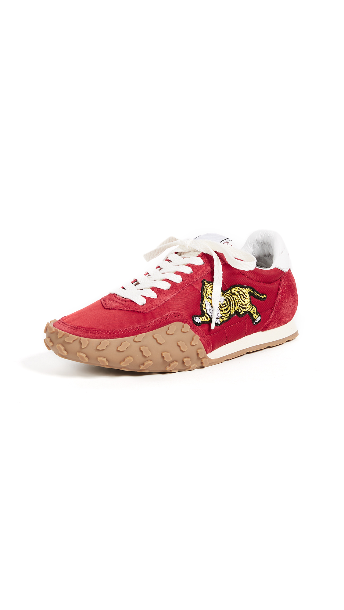 KENZO K-Run Memento Sneakers - Medium Red