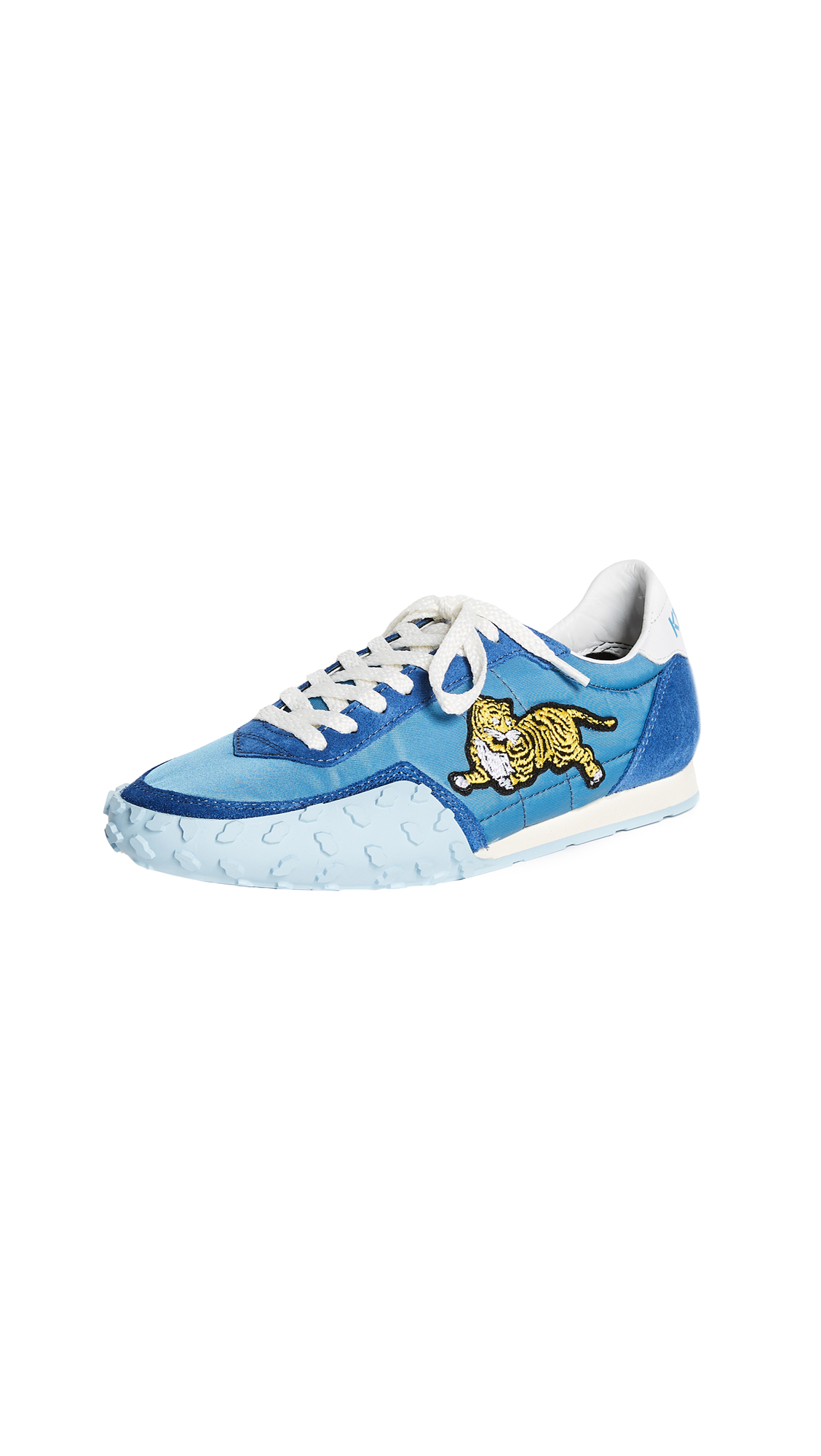 KENZO K-Run Memento Sneakers - France Blue
