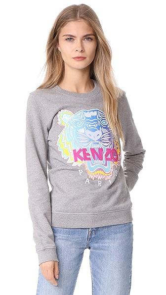 KENZO Rainbow Tiger Sweatshit