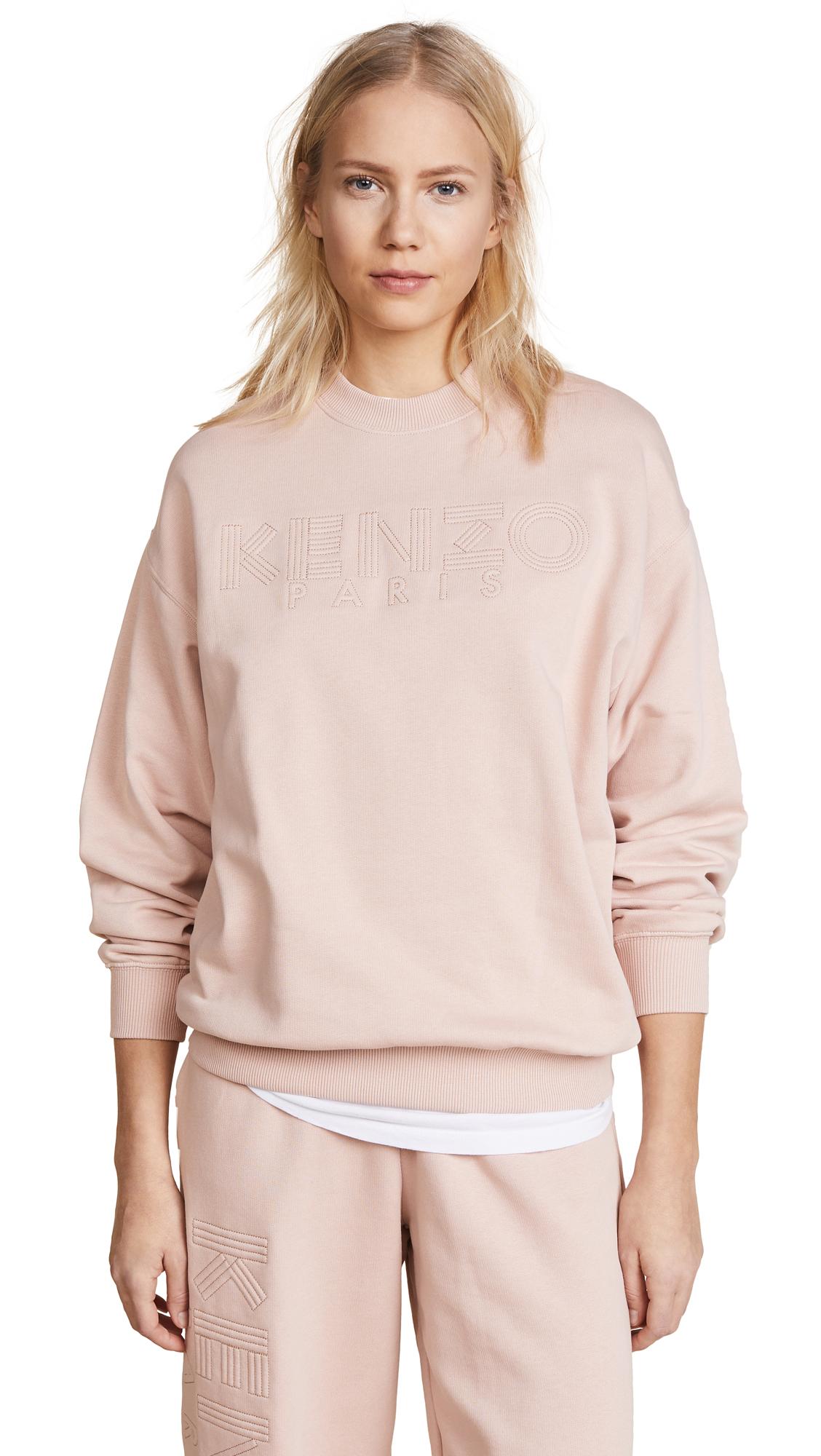 KENZO Sport Comfort Sweatshirt - Skin