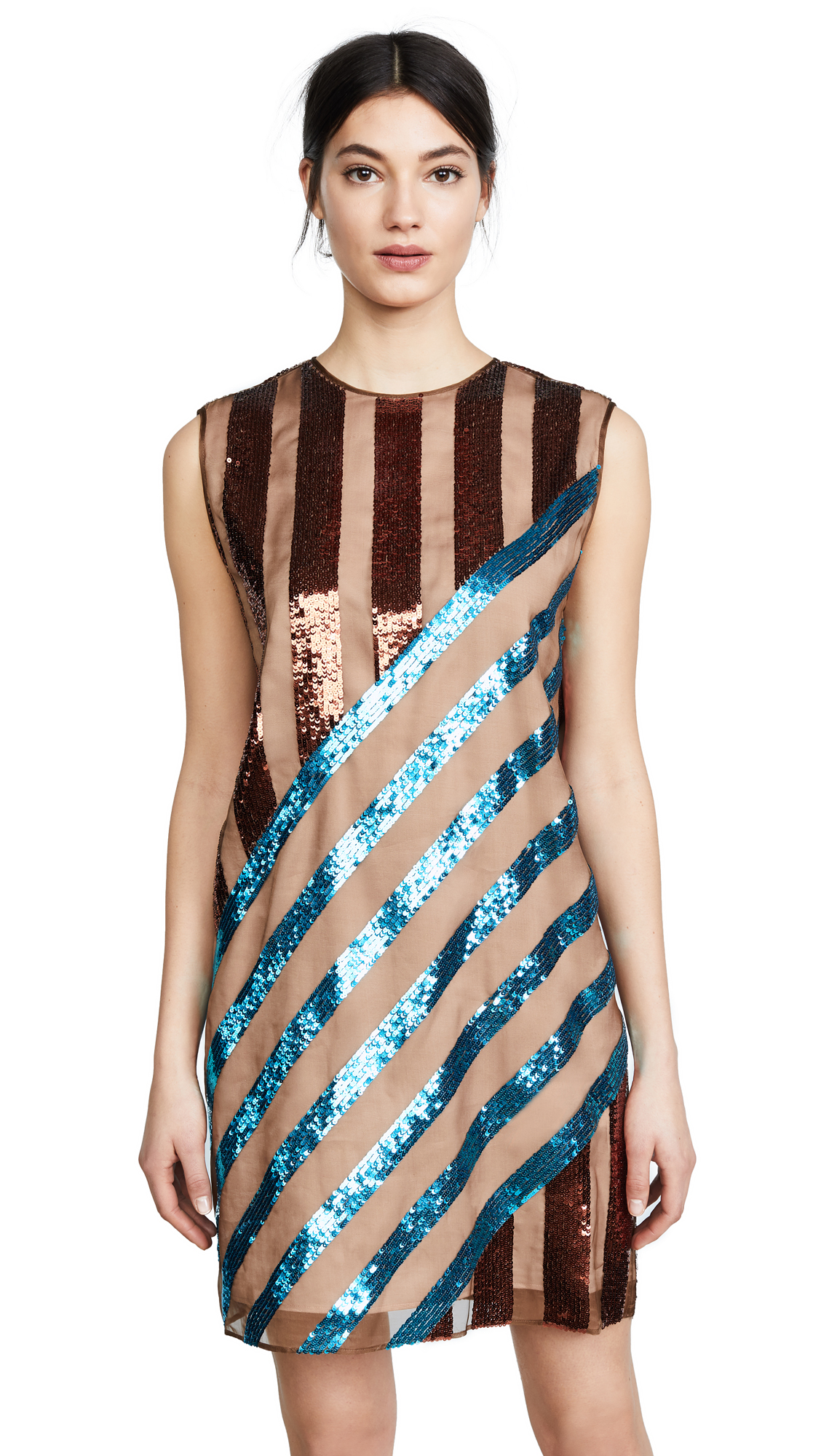 KENZO Sequin Mini Dress