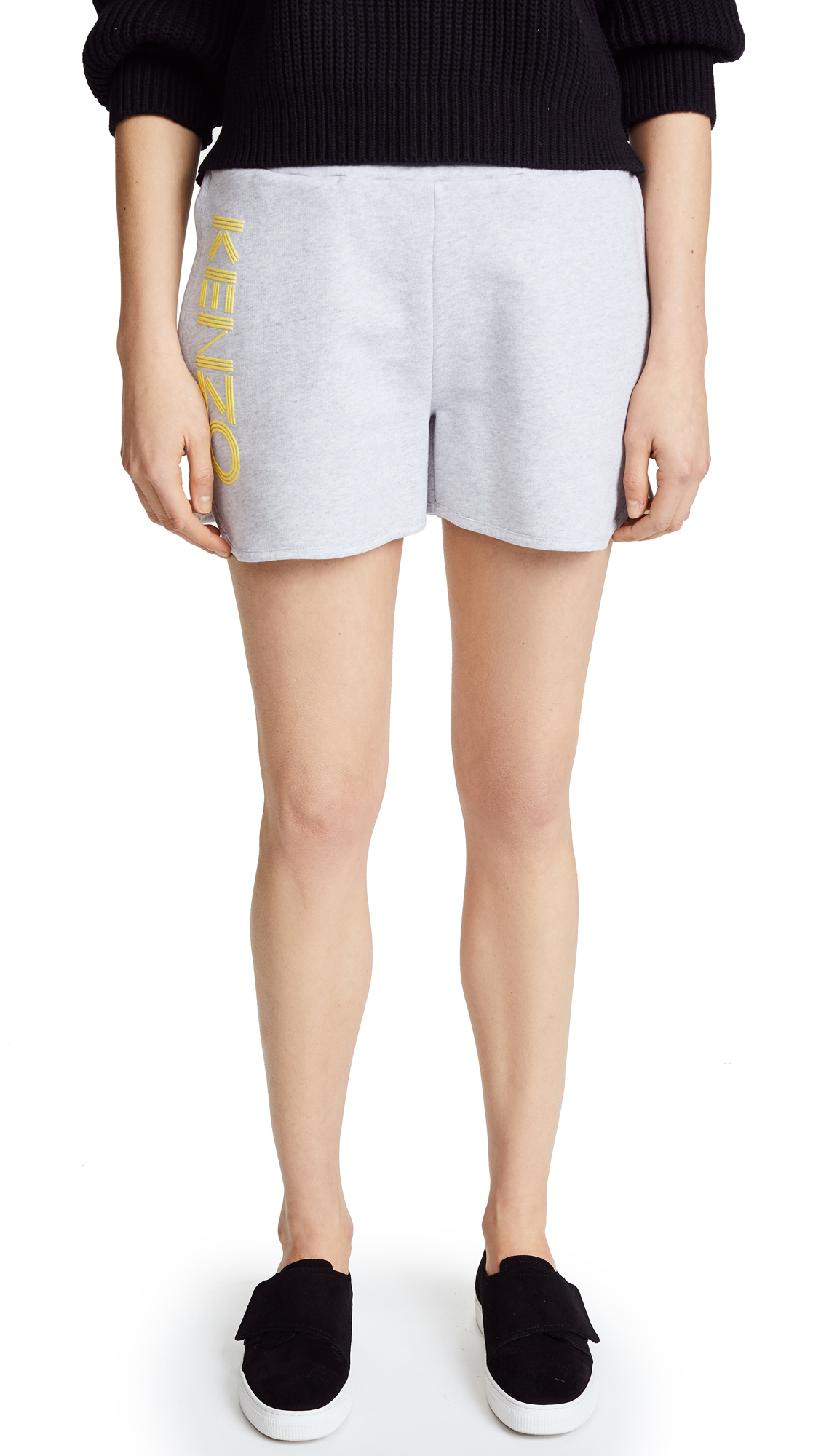 KENZO Sport Shorts - Pale Grey