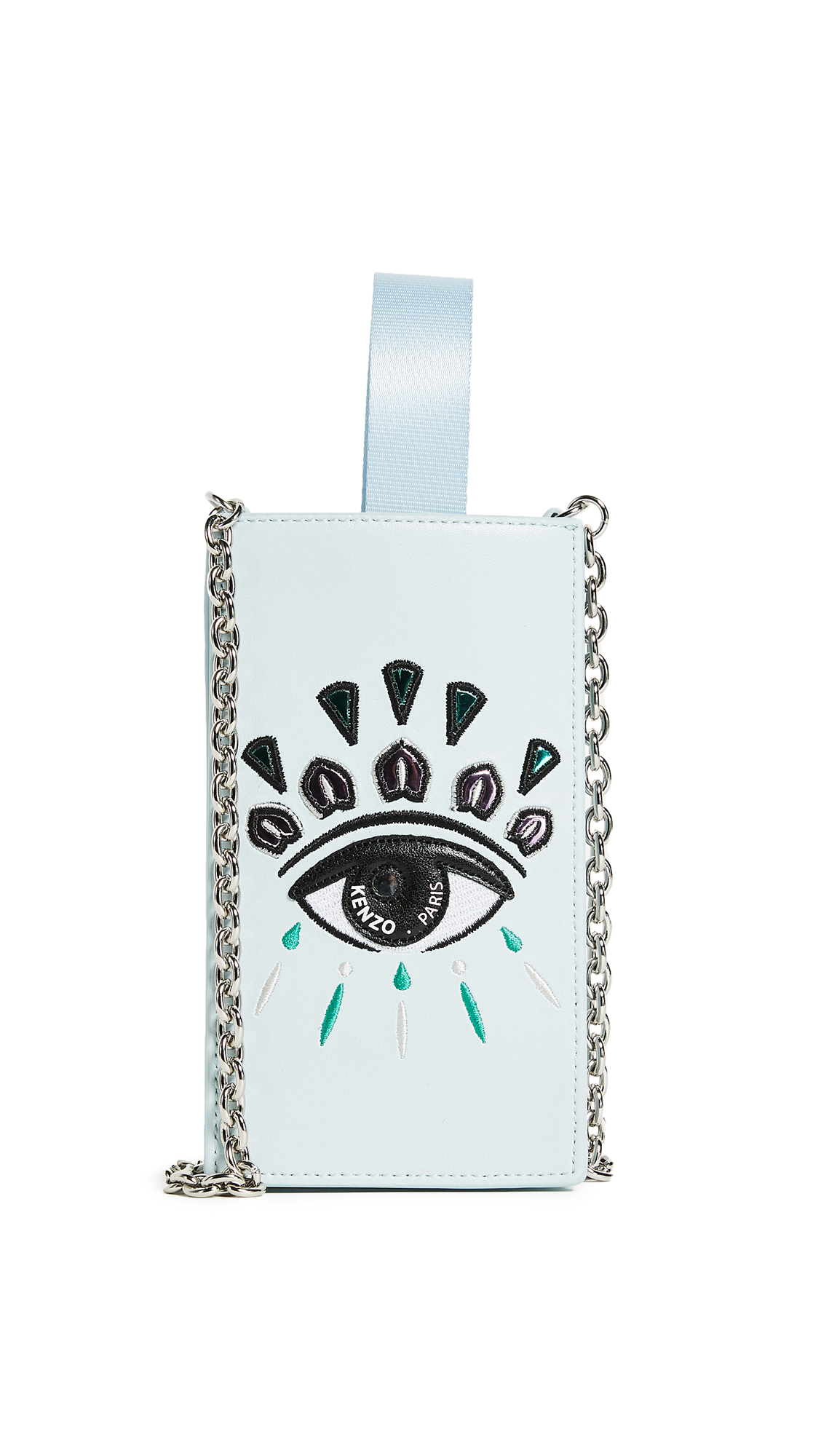 KENZO Phone Bag - Sky Blue
