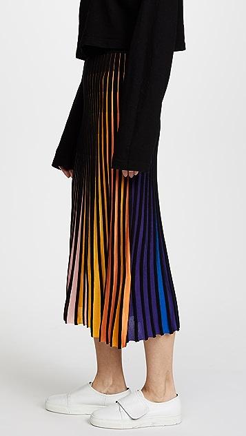 KENZO Midi Flare Skirt