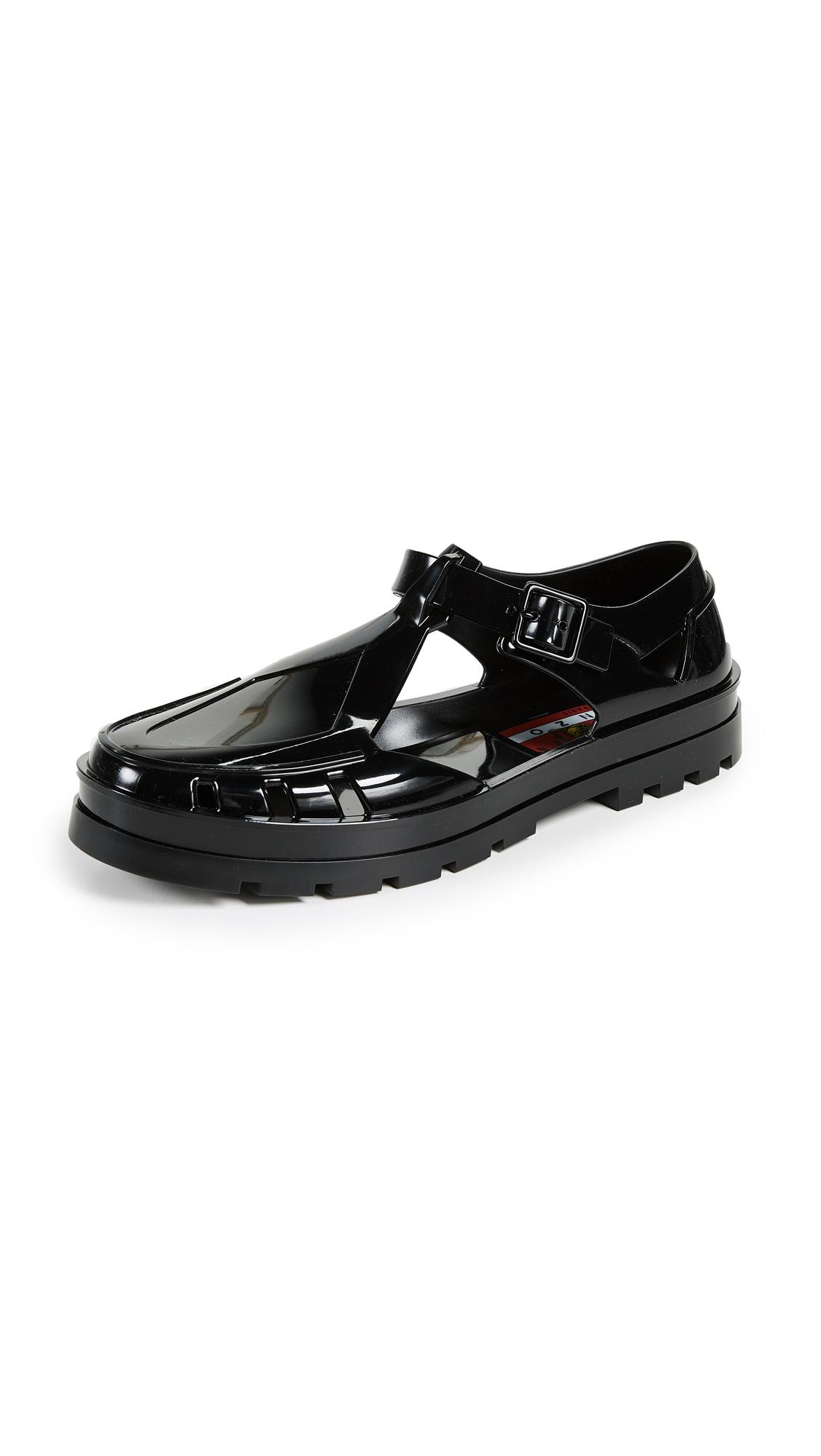 KENZO Sendia Jelly Sandals - Black