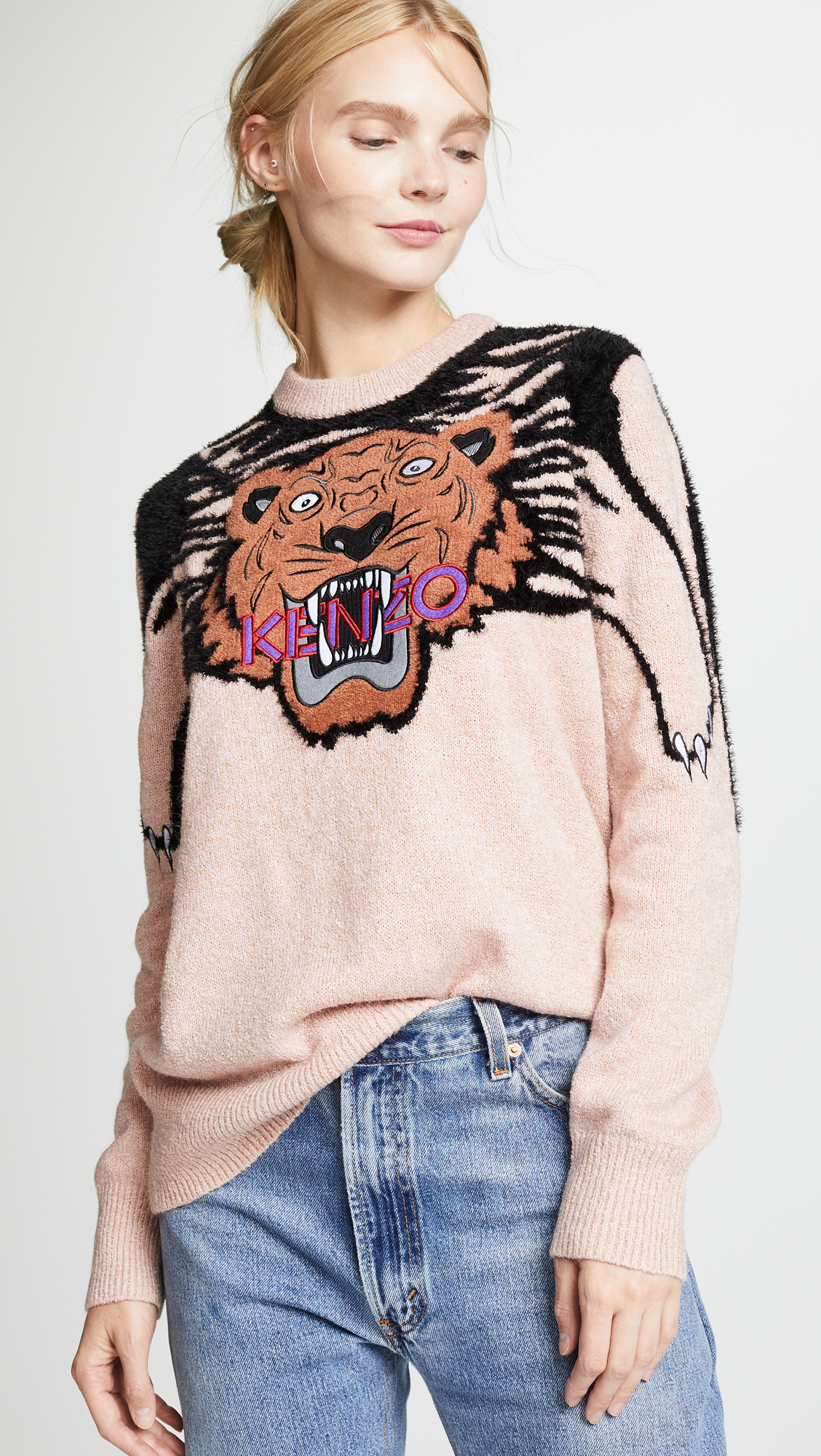 333c38f3c KENZO Tiger Claw Sweater | SHOPBOP