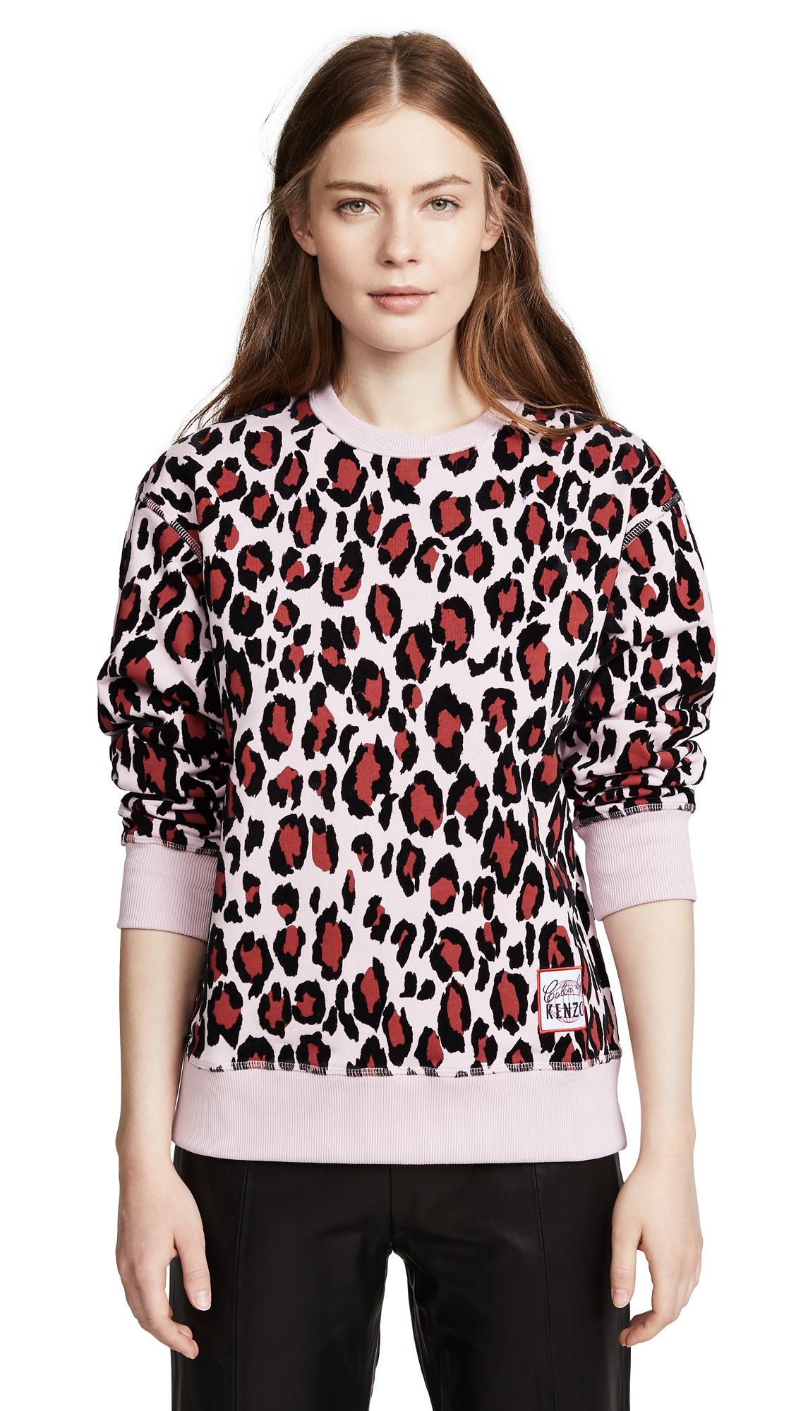 KENZO Comfort Sweatshirt - Pastel Pink