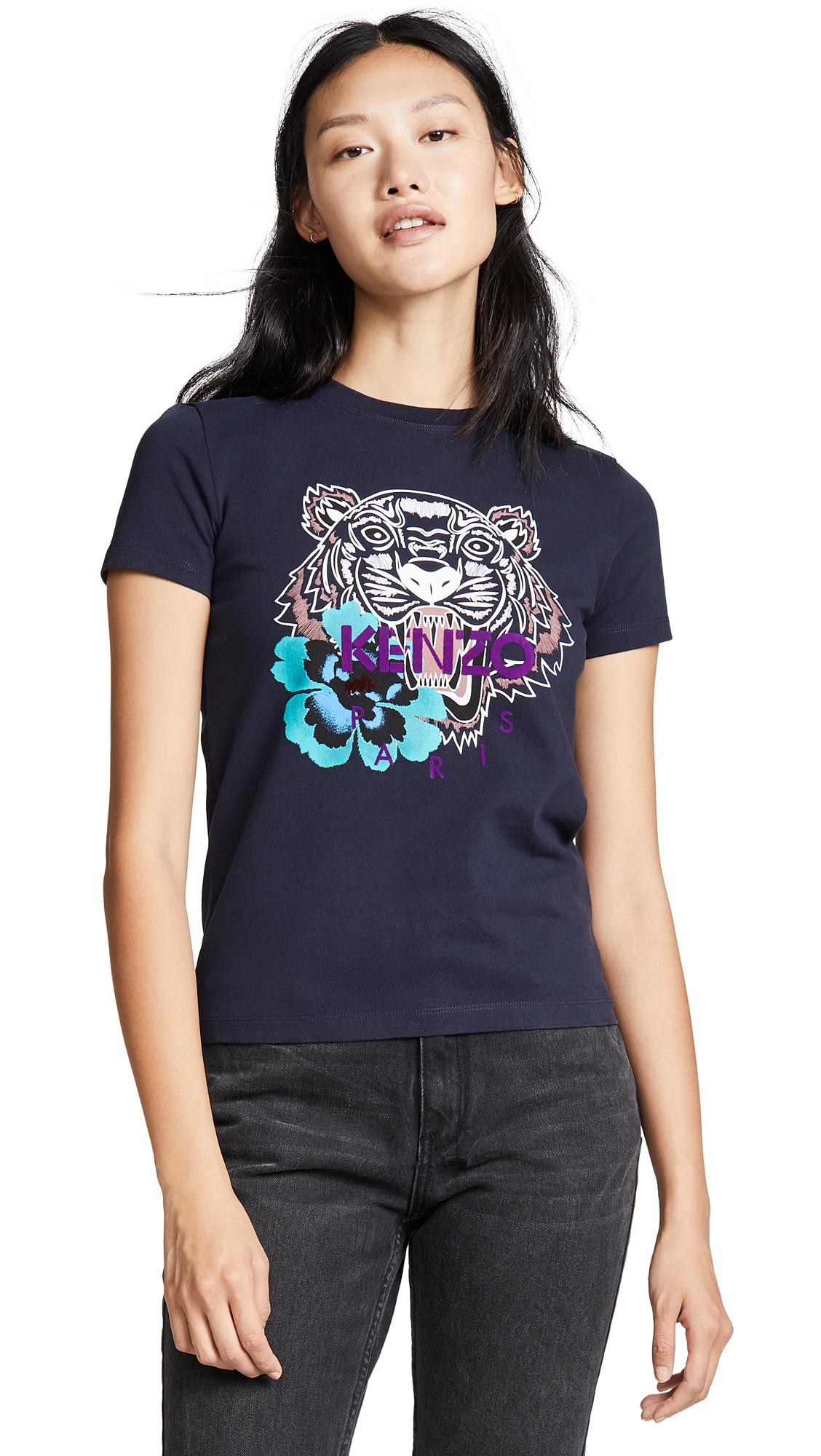 5ac05e3f KENZO Flower Tiger Relax T Shirt | SHOPBOP