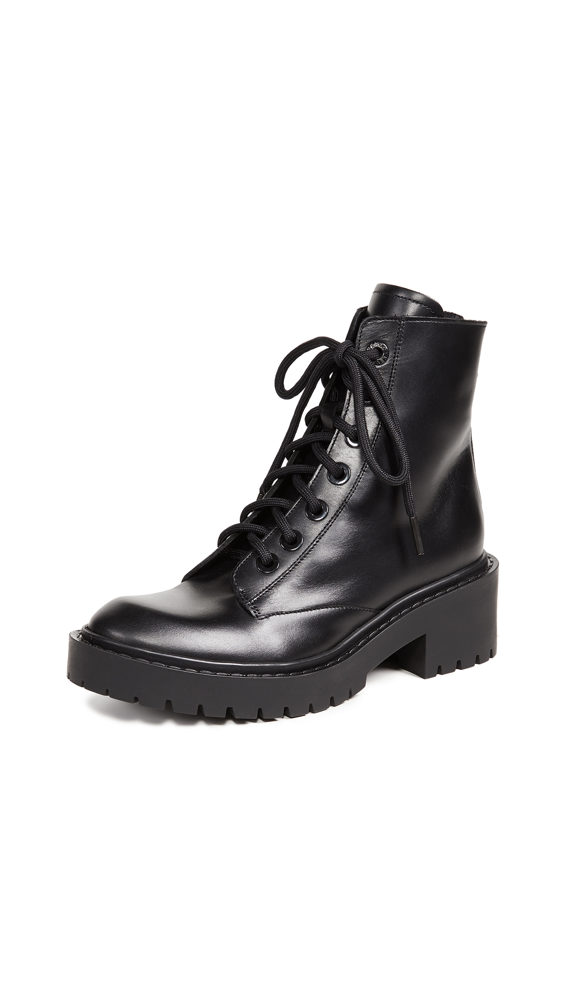 KENZO Pike Boots - Black