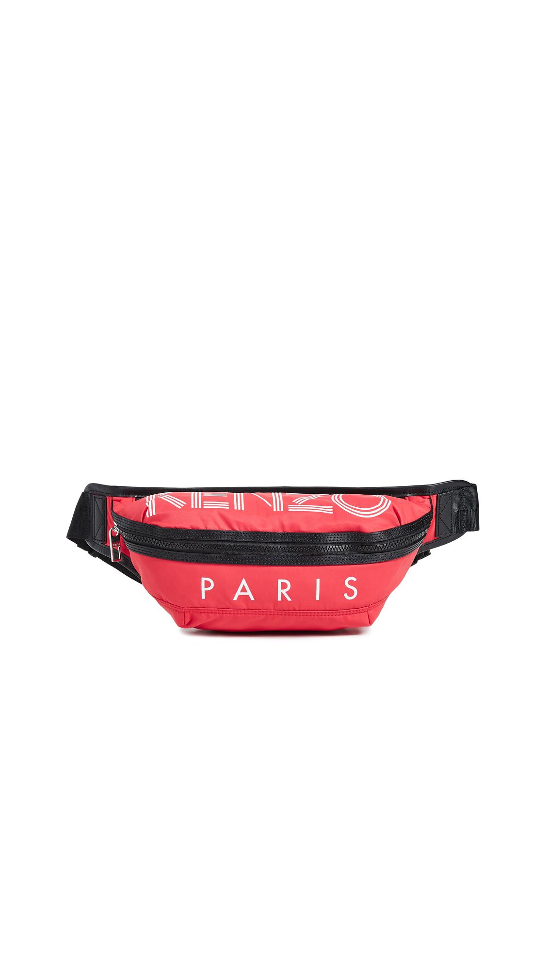 KENZO Sport Fanny Pack - Medium Red