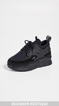 19a7cf4eb79b Shop Women s Black Sneakers