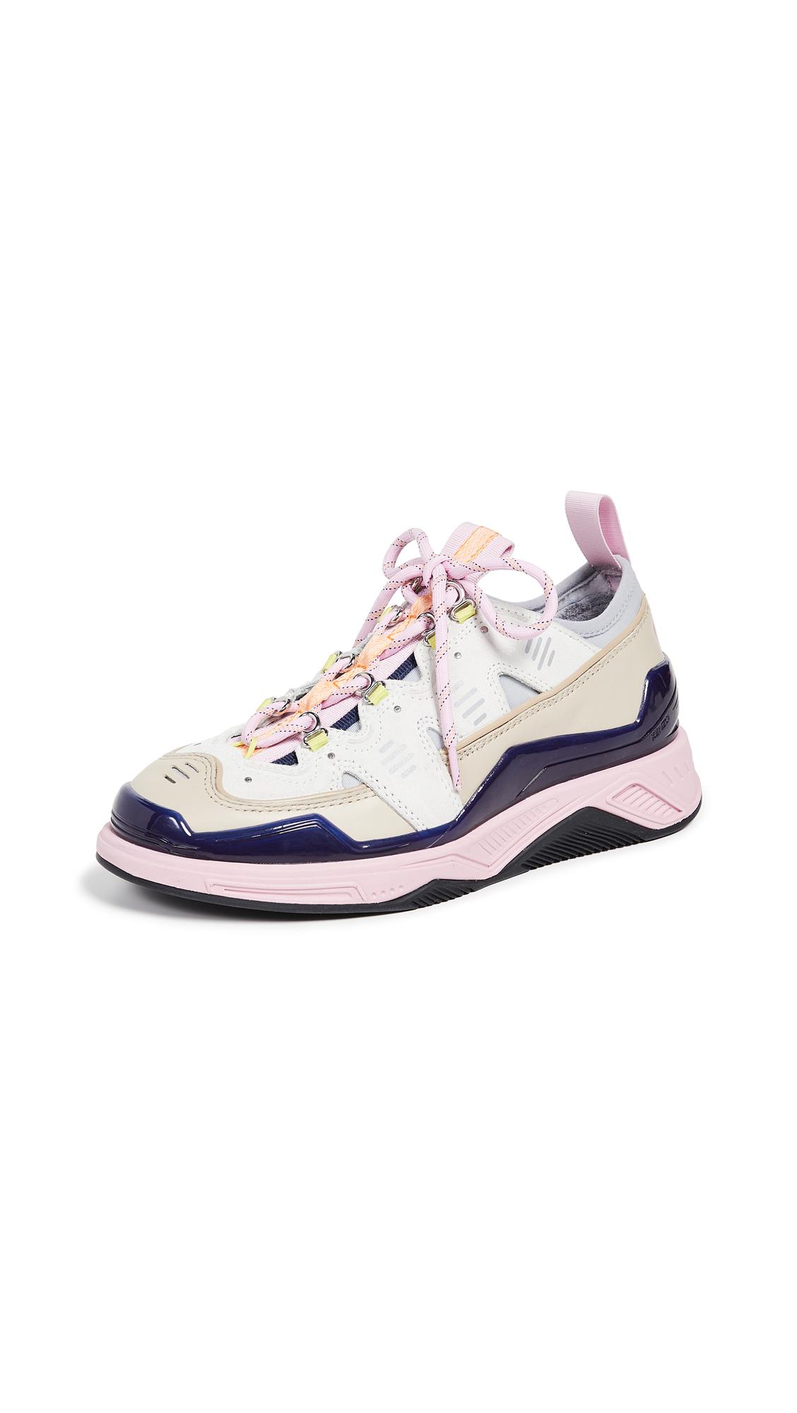 KENZO Klimb Sneakers - White