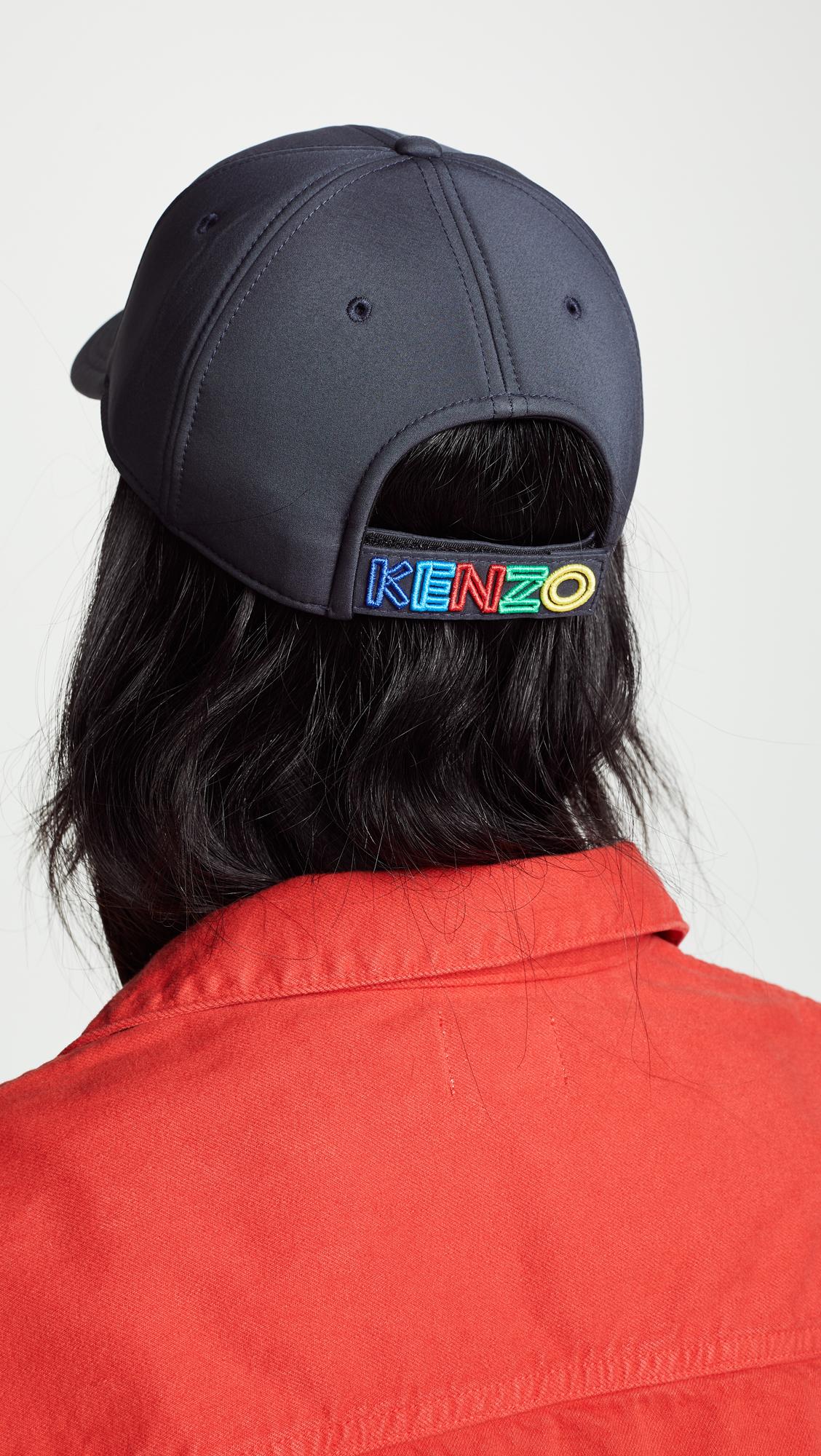 KENZO Neoprene Tiger Hat  19b2efc147de