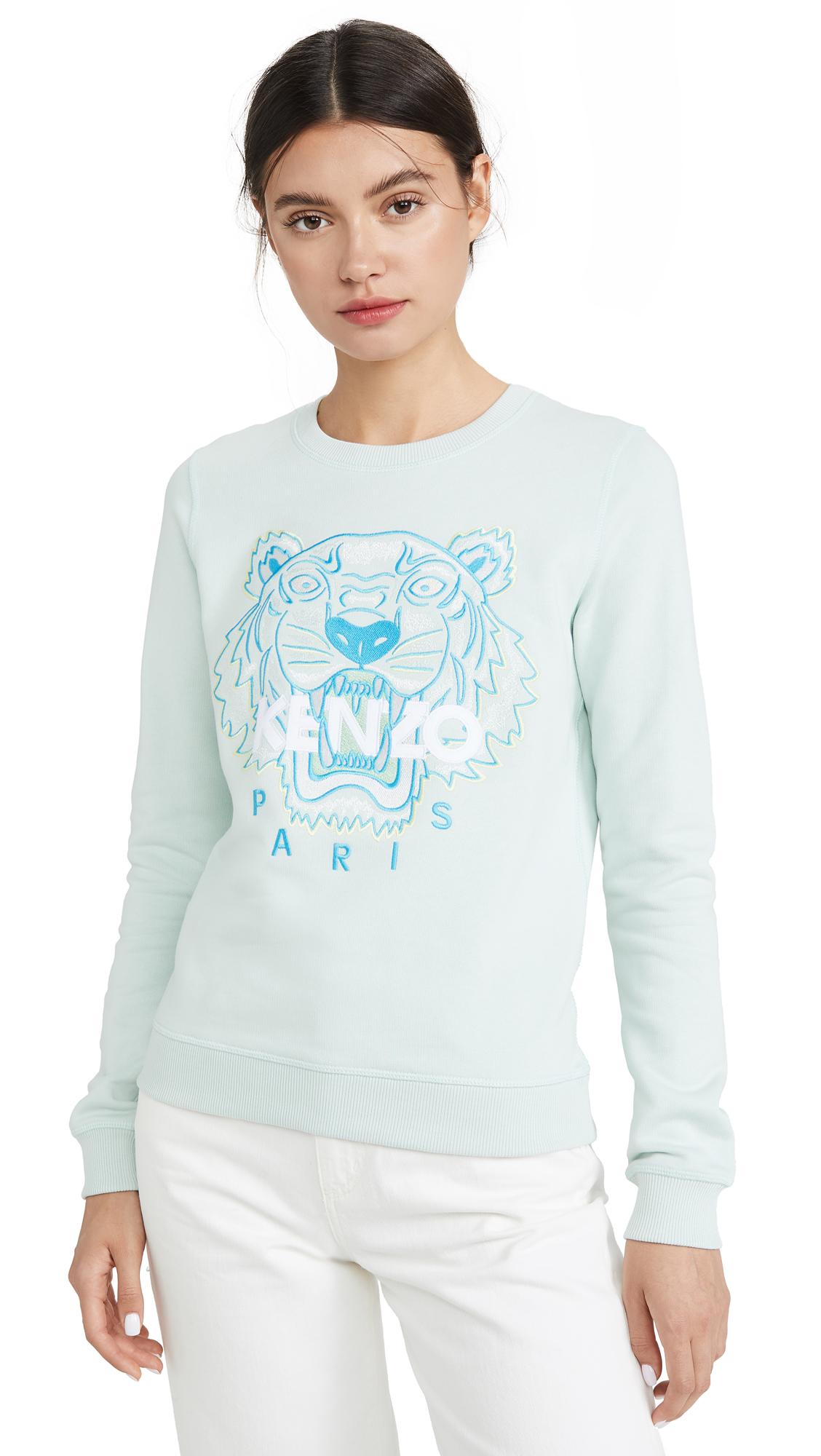 Buy KENZO online - photo of KENZO Classic Tiger Slim Sweatshirt