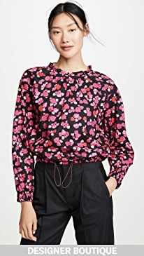 041ce6e76228a5 Blouses With Ruffles | SHOPBOP